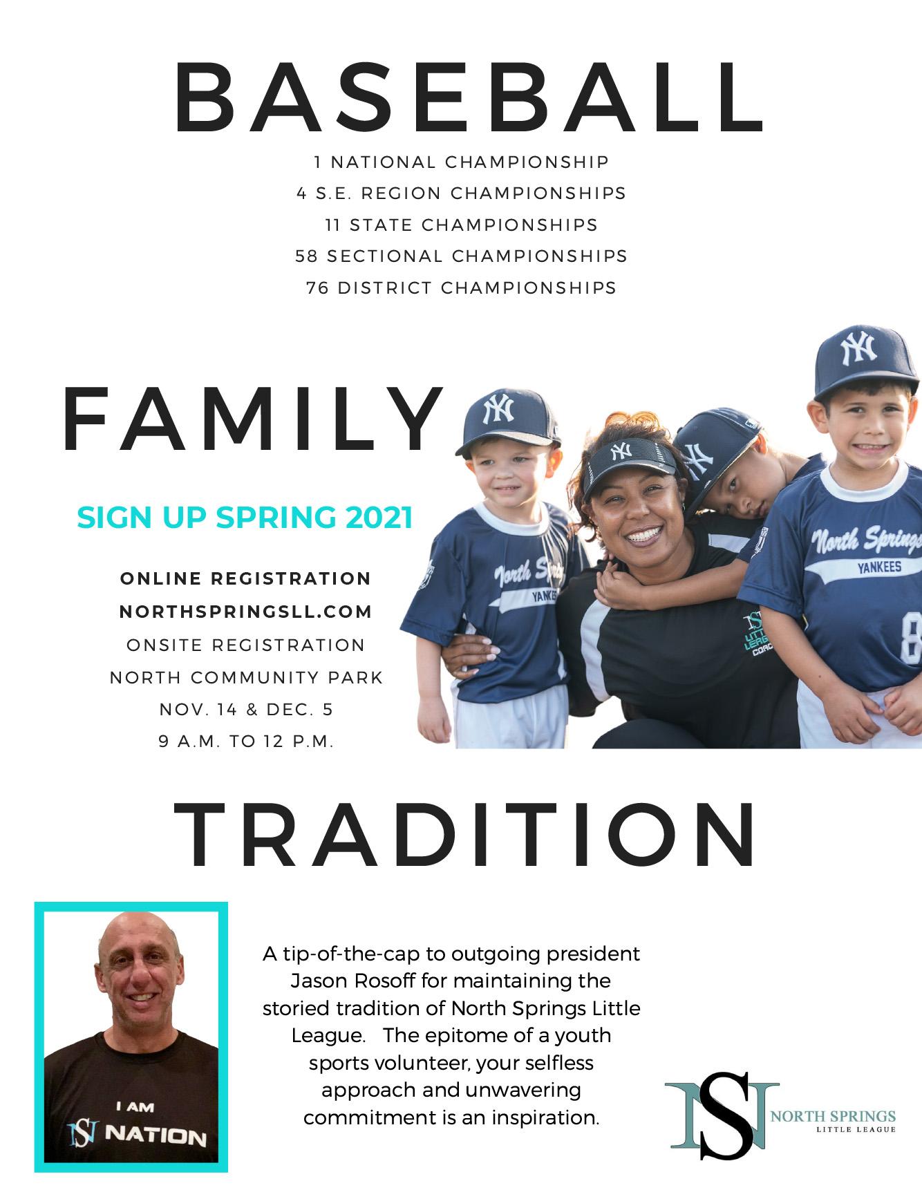 Coral Springs Baseball Little League
