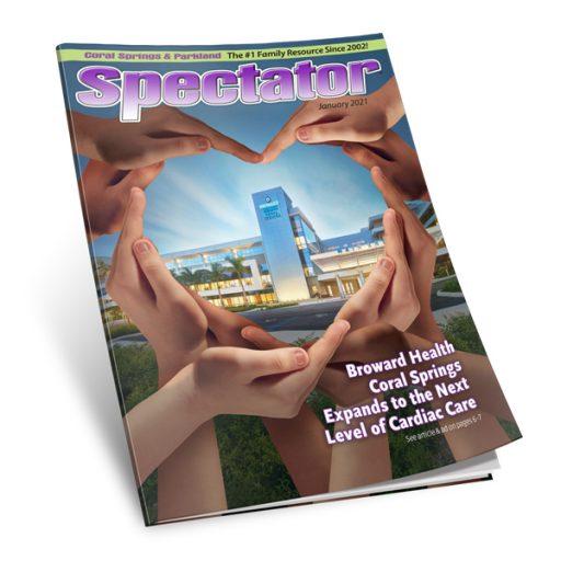My Spectator Magazine 2021 January Edition