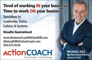 MICHAEL DILL, CERTIFIED BUSINESS COACH