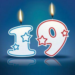 Celebrating 19 Years!