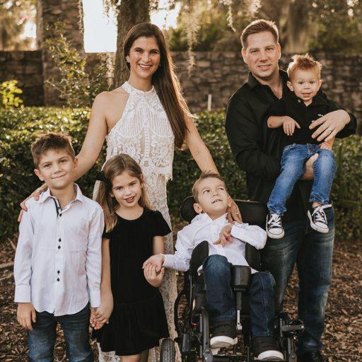 The Edwards Family Parkland FL