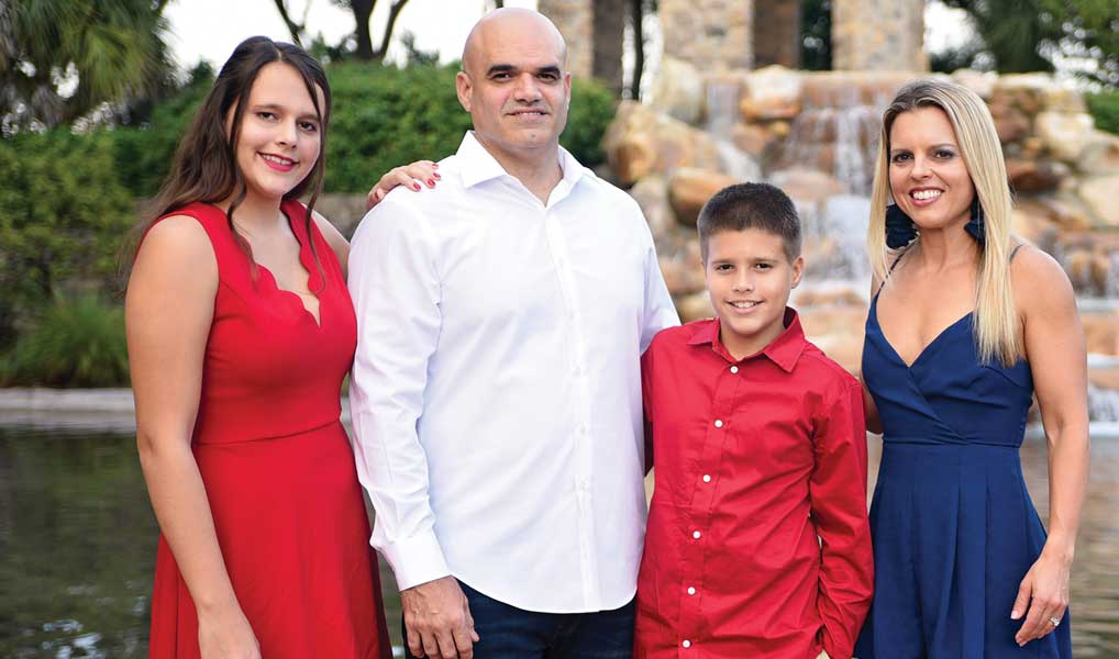 Meet the Reyes Family