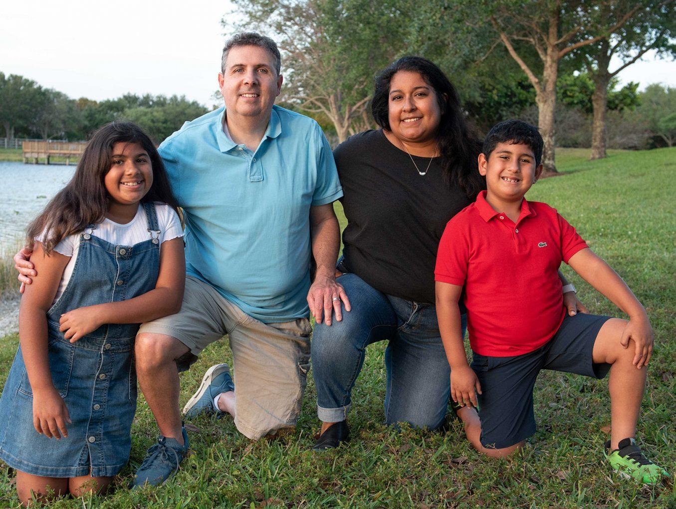 The Kristel Family