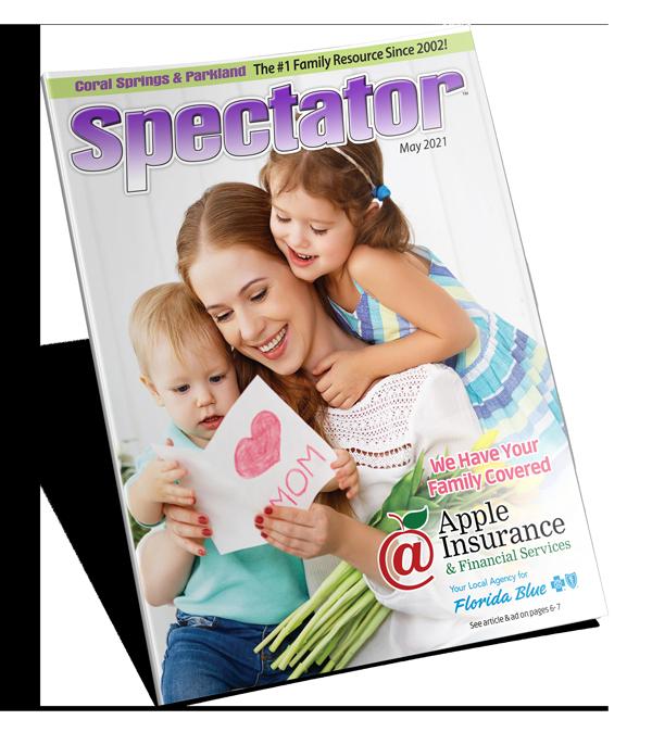 My Spectator Magazine May 2021 Edition