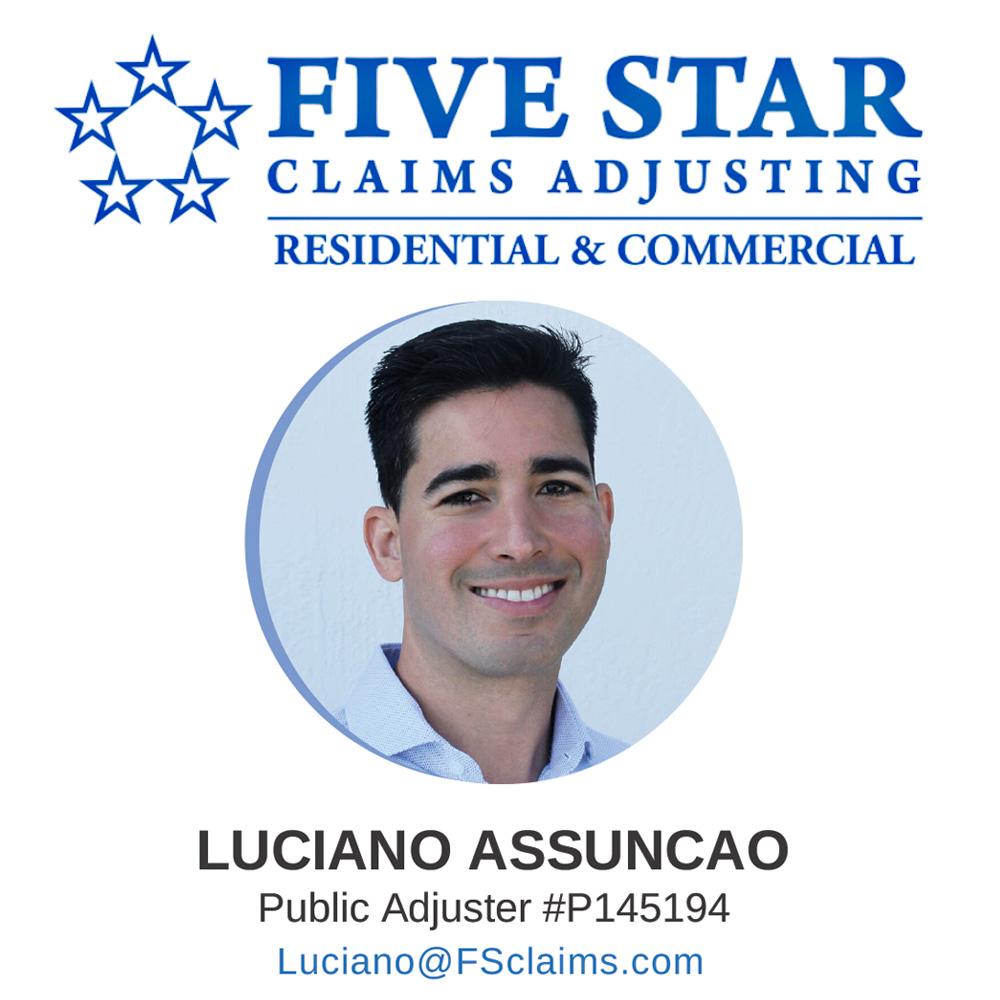 Five Star Adjusting Rep