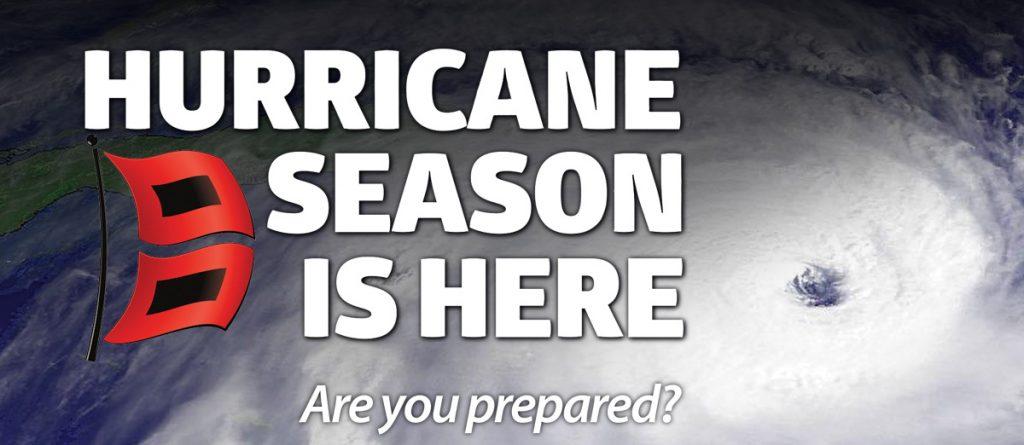 Preparation for Hurricane Season 2021