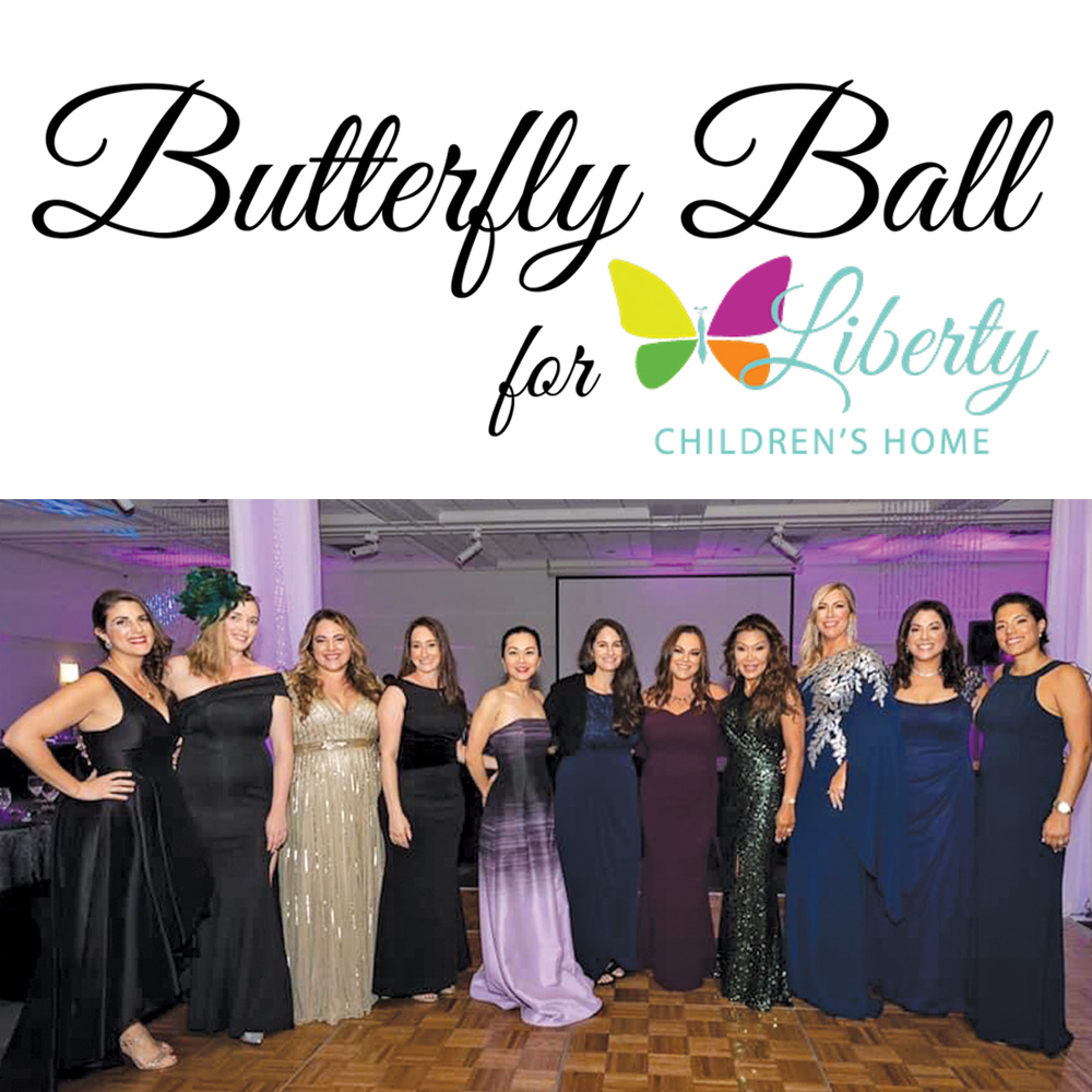 Butterball for liberty children's home