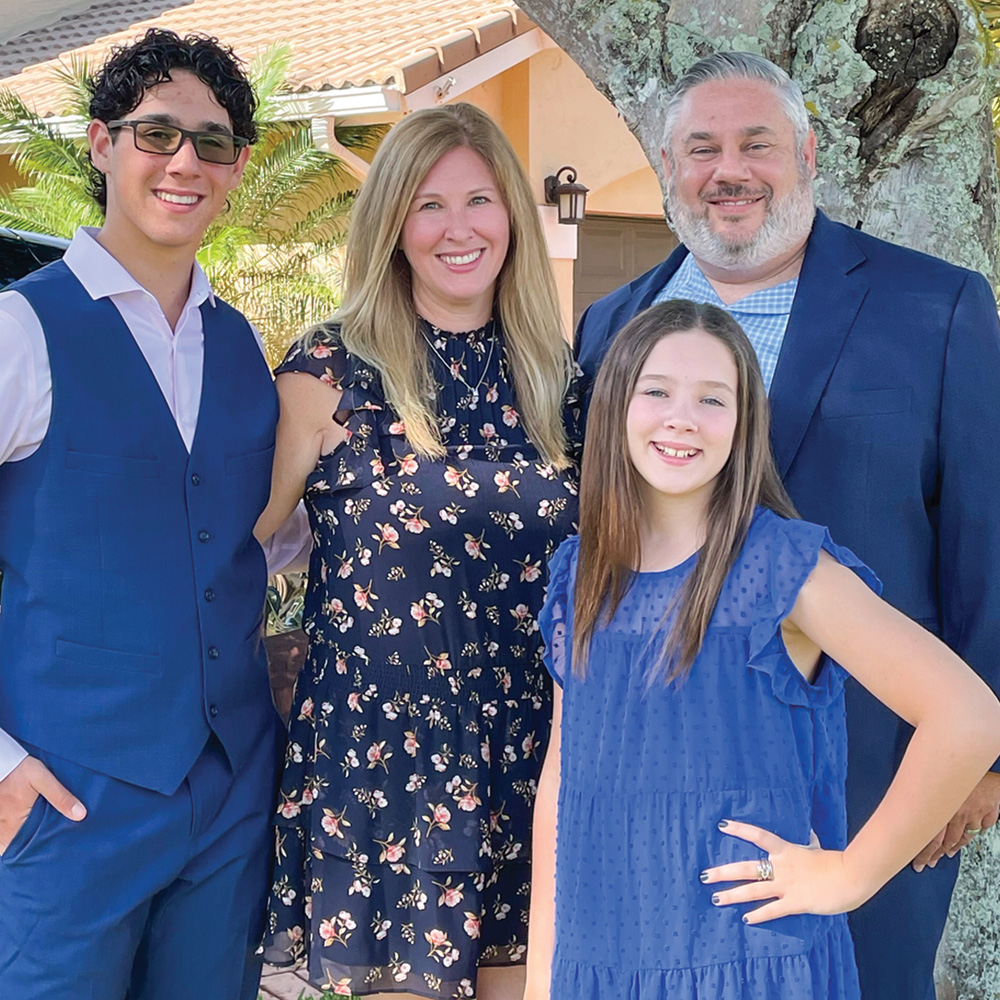 Meet the Tarshis Family