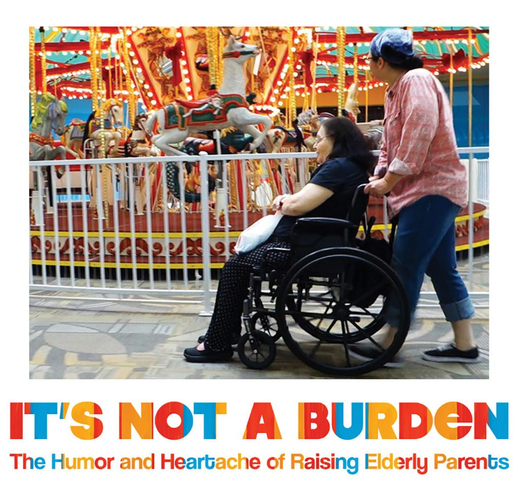 Its not a burden - disabled adults
