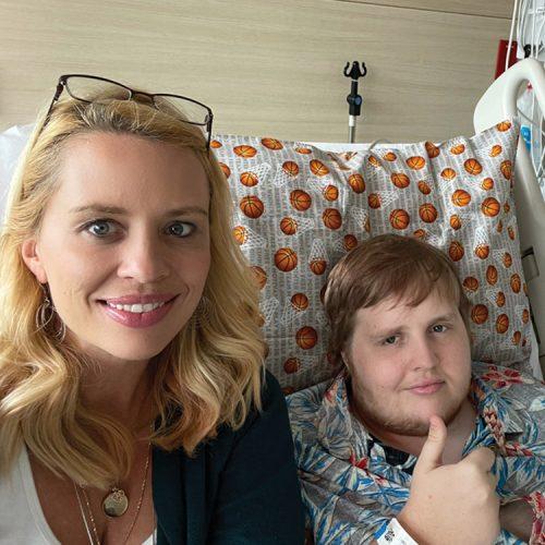 Destiny Son Battling Cancer