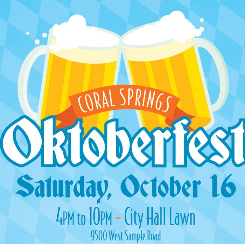 Octoverfest Coral Springs
